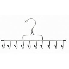 Multifunction Metal Clothes Hanger Hooks