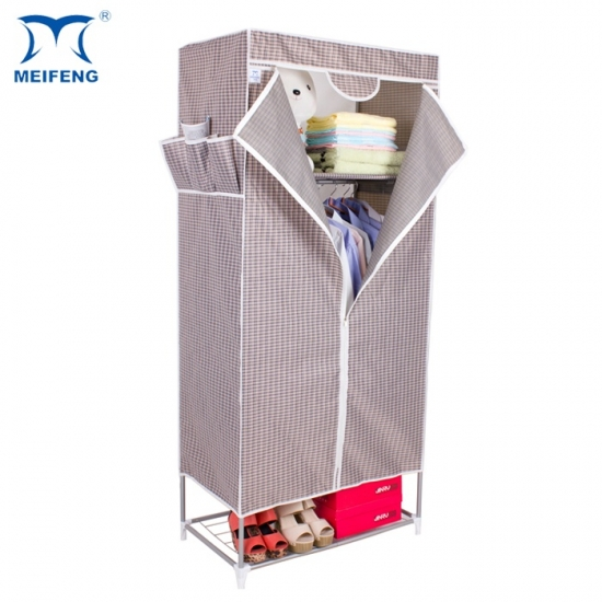 Meifeng Ikea Closet Organizers Corner Wardrobe For Sale