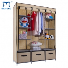 MEIFENG Sturdy Frame Deluxe Storage