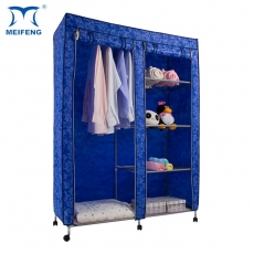MEIFENG Freestanding Closet Wardrobe With