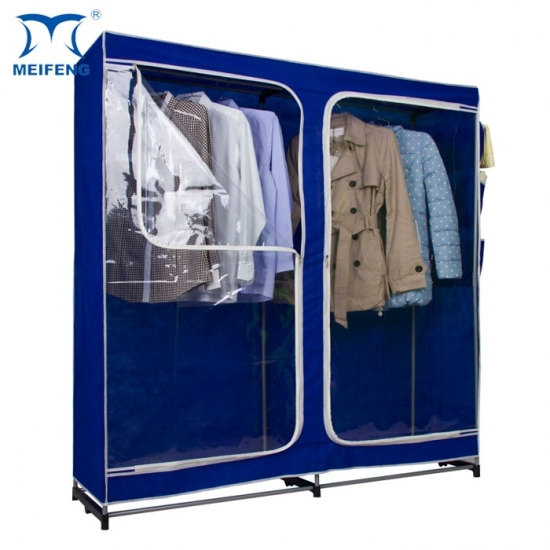 portable storage closet with wheels 2