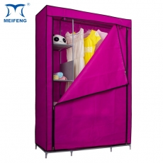 MEIFENG Clothes Storage Cupboard,Portable Closet