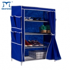 MEIFENG Stackable Storage Shoe Rack