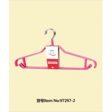 pvc coated wire hanger metal wire hanger factorymf