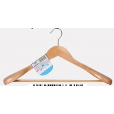 MEIFENG multifunctional wooden clothes hanger